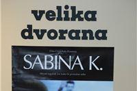 "FRKA Virovitici udahnula dah Sarajeva: projekcija filma ""Sabina K."""