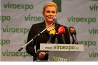 Kolinda sljedeći tjedan premješta ured u Virovitičko-podravsku županiju