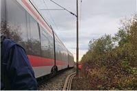 Brzi vlak kod Vrbovca iskočio iz tračnica