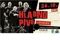 Nastupom Hladnog piva u Sisku se otvara Ledena dvorana Zibel, potpuno novi koncertni prostor u Hrvatskoj