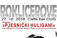 Ove subote u Cugu promocija knjige Hrvatski pjesnički huligani
