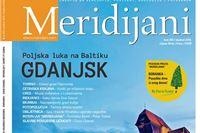 Putopisna reportaža Saše Pjanića o Gdanjsku sredšnja tema novog broja časopisa Meridijani