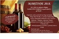 Martinje u Višnjici: Gastronomski užitak uz jedinstvena jela od peradi, jesenskih specijaliteta i vrhunska vina PP Orahovice