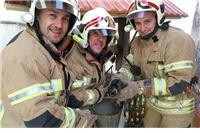 Vatrogasna postrojba Virovitica na prvom mjestu top-liste pozitivaca Udruge Prijatelji životinja