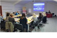 """Održan seminar """"Jačanje međusektorske suradnje u prevenciji i suzbijanju nasilja nad ženama"""""""