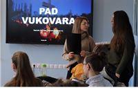 Virovitički gimnazijalci obilježili Dan pada Vukovara