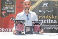 Hrvatska junetina Udruge Baby Beef ušla u prvi hrvatski trgovački lanac