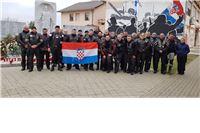 Na inicijativu Moto kluba Alka Špišić Bukovica bajkeri tradicionalno posjetili Vukovar