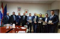 Zlatne kune HGK-Županijske komore Virovitica Plavoj tvornici, Brani, Jan Spideru i Radlovcu