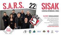U Sisak na koncert grupe S.A.R.S
