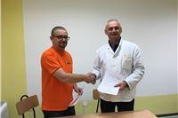 Zavoda za javno zdravstvo i Plivački klub Virovitica potpisali ugovor o suradnji na promicanju zdravlja