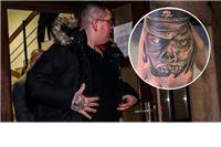 Đakićev sin ima nacističku tetovažu, pogledajte fotografiju