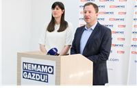 Most pozvao čelnike općina da se odupru Tolušića u namjeri da vrijedno zemljišta preda u nepoznatu budućnost Agrokora plus