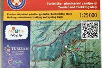Promoviran Turističko-planinarski zemljovid Papuka