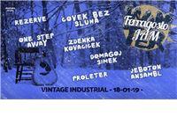 Ferragosto Winter Jam u Vintage Industrial Baru