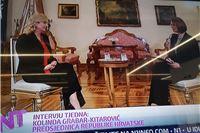 TELEGRAM: Ljudi se zezaju s načinom na koji predsjednica priča o aferi Tolušić; ne zvuči baš uvjereno da su slike lažne