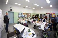 """Osnovnoškolcima predstavljen projekt """"Poboljšanje vodno-komunalne infrastrukture aglomeracije Virovitica"""""""