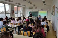 Aktivno sudjelovanje Zavoda za javno zdravstvo u preventivnoj aktivnosti u osnovnoj školi