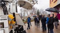 Javnosti predstavljena nova oprema za održavanje i upravljanje postojećom infrastrukturom odvodnje otpadnih voda