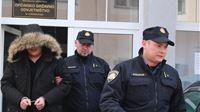 Podignuta optužnica protiv Đakićeva sina jer je novinaru Ivanu Žadi prijetio da će mu polomiti kosti, proglase li ga krivim čeka ga do pet godina zatvora