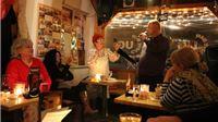Gordana Sarić i Damir Maras na Roklicerovim večerima: Francuska šansona u Cugu