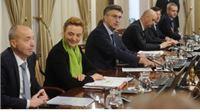 Ministri se bunili zbog plaća, Plenković zbog Tolušića izgubio živce?