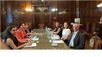 Dogovoreni mogući oblici suradnje HGK – Županijske komore Virovitica i Trgovačko-industrijske i agrarne komore iz Temišvara u Rumunjskoj