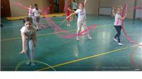 Završni upis djevojčica u sekcije  glazbeno-ritmičkih sportskih vježbaonica