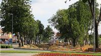 """Jesu li radovi na uređenju """"obnovljenog"""" parka dvostruko financirani?"""