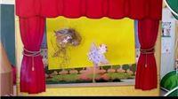 Lutkarska predstava Udrge Krik - lutke izrađene od otpada upozoravaju na globa...