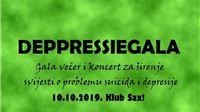 Depressiegala – Gala večer i koncert za širenje svijesti o problemu suicida i depresije