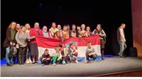 Kaštanka otvorila PuppetUP, međunarodni  festival lutakarskih kazalušta u Ukrajini