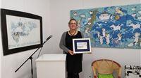 Natalija Bajer nagrađena na 8. natječaju za kratku priču Muzeja anđela iz Varaždina