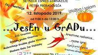 U subotu manifestacija Jesen u gradu