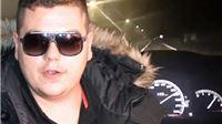 INDEX DONOSI VIDEO Đakićev sin objavio snimku jurnjave 200 km/h po običnoj cesti