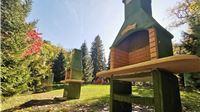 Novi roštilji u Park šumi Jankovac
