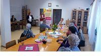 Stručno predavanje Prevencija socijalne isključenosti u Dnevnom boravku Crveno...
