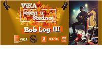 U Štednu u četvrtak 31. listopada dolazi nevjerojatni američki glazbenik Bob Log III.