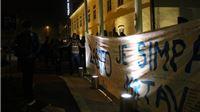 Prosvjed zbog nerazjašnjene smrti Siniše Palma