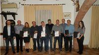 Na sjednici Skupštine Udruženja obrtnika Slatina donesen program rada za 2020. godinu i uručene zahvalnice