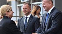 Donacija Kolindi: Isprsili se Đakić, Tolušić i Andrović, tko je udijelio po dvije tisuće, a tko samo 500 kuna