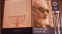"""Izašla knjiga """"Posljednji  izvještaj posljednjih Židova Virovitice"""" Ljubomira Rubena Weissa"""