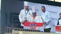 Hrvatska kulinarska reprezentacija nastupila na Kulinarskoj Olimpijadi - Sandra Jadek opet na tronu