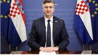 Plenković pozvao na jedinstvo u borbi protiv koronavirusa i za spas gospodarstva