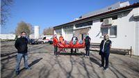 U Viroviticu stigao  'bio bag', izolacijska jedinica za prijevoz pacijenata s visokozaraznim bolestima