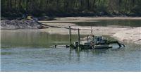 U jeku pandemije krenulo iskapanje sedimenta iz Drave