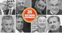 Evo i Đakićevih na listi onih zbog kojih su Hrvatskoj potrebne hitne reforme