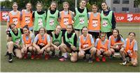 Ekipa No Limit plasirala se na državnu završnicu Coca-Cola Cupa za djevojke