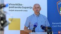 Korona u Virovitičko-podravskoj županiji: Zaražena 45-godišnja žena, čekaju se rezultati tridesetak njezinih kontakata