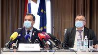 Beroš: Uskoro ograničavanje javnih okupljanja i obavezno nošenje maski